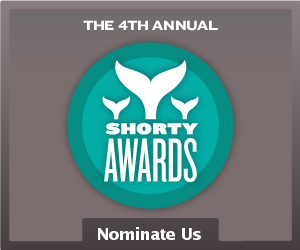 Nominate Dark Hunter España  for a social media award in the Shorty Awards!