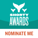 Nominate Erika Davis for a social media award in the Shorty Awards!