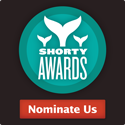 Nominate Winning Ugly Radio for a social media award in the Shorty Awards!