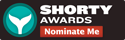 Nominate Mov. Eu me Importo! for a social media award in the Shorty Awards!