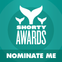 Nominate Victoria Blisse for a social media award in the Shorty Awards!