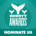 Nominate Robward & Krisella for a social media award in the Shorty Awards!