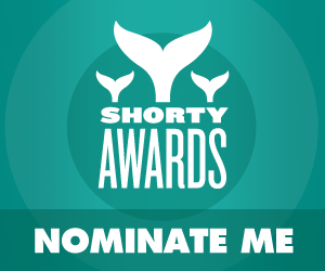 Nominate Leon Nunes for a social media award in the Shorty Awards!